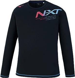 [ミズノ] バレーボールウェア プラクティスTシャツ 長袖 N-XT V2MA0591