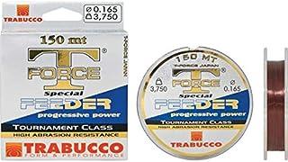 Trabucco - Monofilamento T Force Special Feeder, 150 Metros, diámetro 0,185 mm, Resistencia 4,6 kg