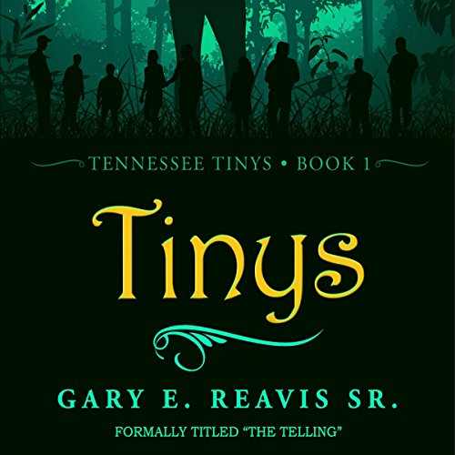 Tinys audiobook cover art