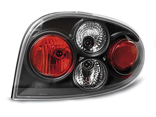 Shop Import achterlichten Megane Coupe 96-02 zwart (E05)