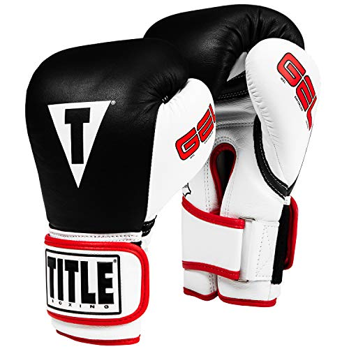 Title Gel World Boxing Gloves