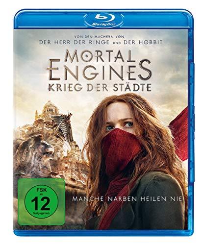 Mortal Engines: Krieg der Städte [Blu-ray]