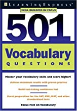 Best 501 vocabulary questions Reviews