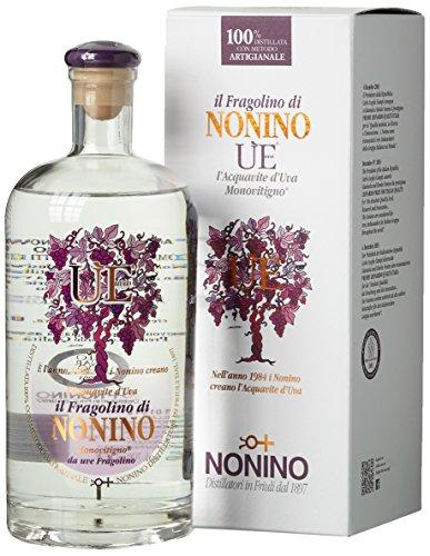Nonino Distillatori s.p.a. Ùe Di Fragolino Monovitigno Grappa (1 x 0.7 l)