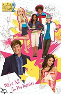 Hot Stuff Enterprise 2666-24x36-MV High School Musical 2 Poster
