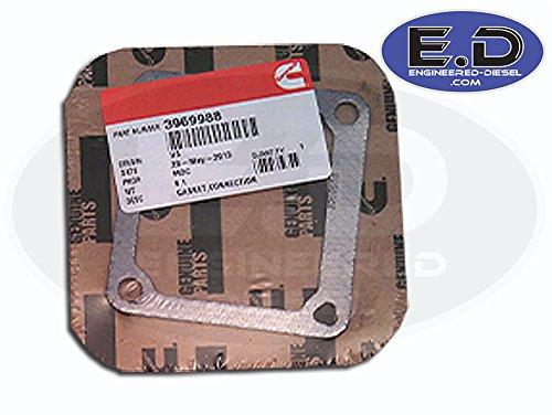 Intake Horn Gasket - Cummins 5.9L - 1989-2007 - 3969988