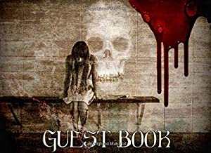 Guest Book: Event Sign-In Guestbook For Your Halloween Party Or Spooky Meetup