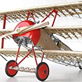 Model Airways Dr.1 Fokker Tri-plane wood 1:16 On Sale by Model Expo