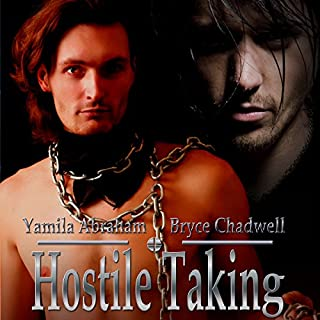 Hostile Taking audiobook cover art