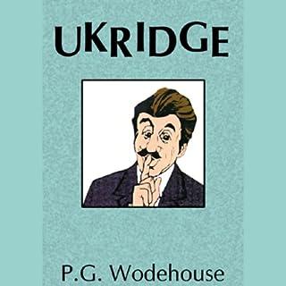 Ukridge audiobook cover art