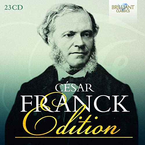 Cesar Franck Edition (23 CD)