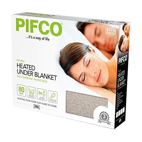 Pifco PE158 - Manta para Cama