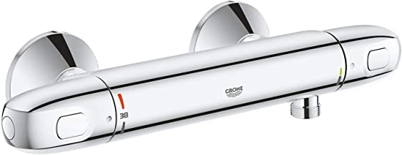 GROHE Grohtherm 1000 Thermostaat - thermostaat-douche-accu, DN 15   chroom   34143003