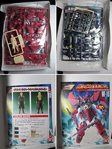 Bandai Hobby wf-10Gundam Epyon 1/144, Bandai W-Series Figura de acción