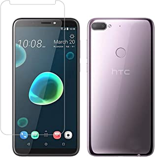 Margoun Tempered Glass screen Protector for HTC Desire 12 Plus (6.0 inch)