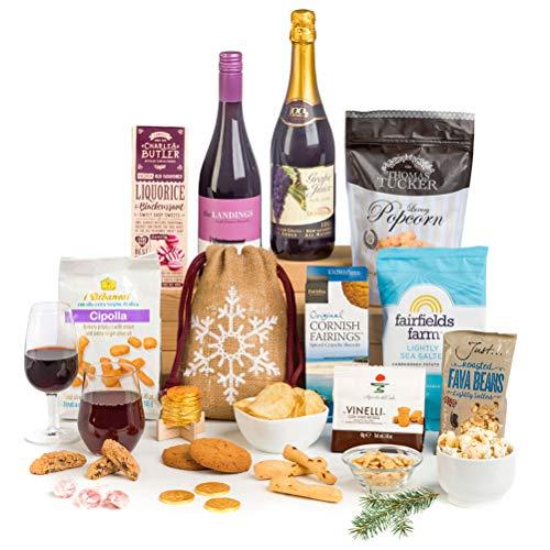 Hay Hampers Festive Family Fun Luxury Christmas Hamper Box to share