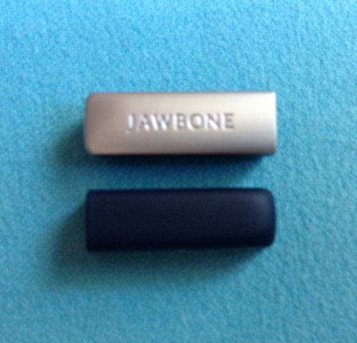 2pcs Replacement Navy Blue End Caps Covers for Jawbone UP 2 2nd Gen 2.0 Bracelet Band Cap Dust Protector (not for the 1st Gen)