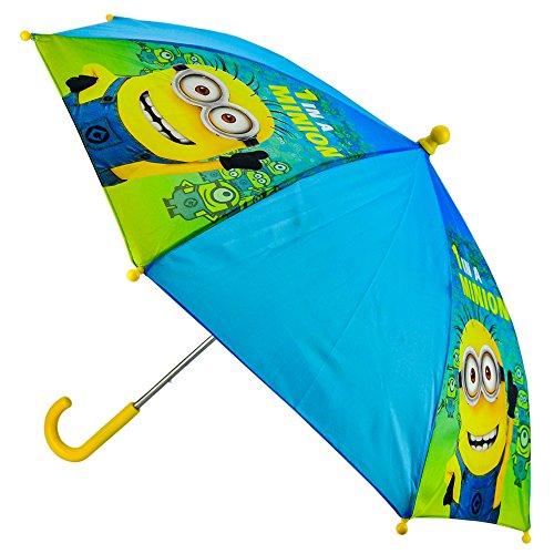 Minions blauer Regenschirm - 1 in einem Minion
