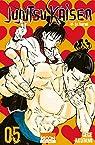 Jujutsu Kaisen, tome 5 : Le tournoi par Akutami