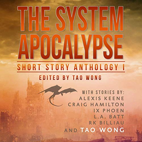 『The System Apocalypse Short Story Anthology, Volume 1』のカバーアート