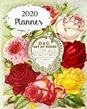 2020 Planner: Garden Daily, Weekly & Monthly Calendars | January through December | Vintage Antique Seed Catalog Cover | #8