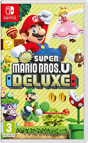 New Super Mario Bros. U Deluxe - Nintendo Switch [Importación francesa]