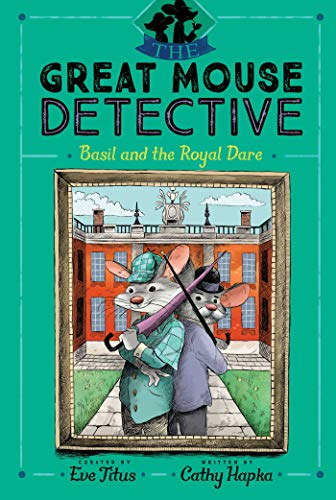 Basil and the Royal Dare, Volume 7 (Great Mouse Detective)