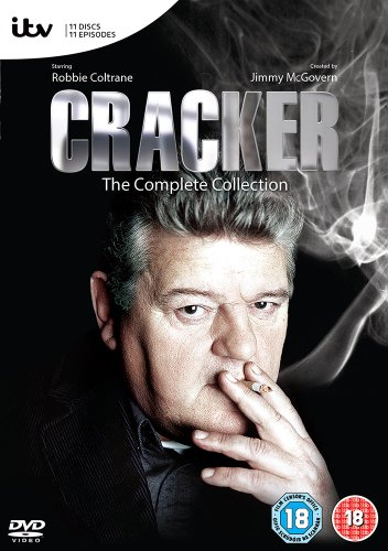 Cracker - Complete Collection [DVD]