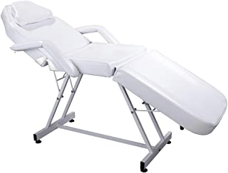 Spa Beds Tattoo Chair Adjustable Facial Massage Table Salon Personal Care Equipment