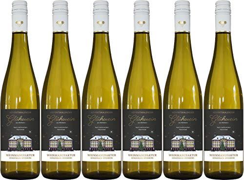 Weinmanufaktur Gengenbach Adventskalender Glühwein weiß (6 x 0.75 l)
