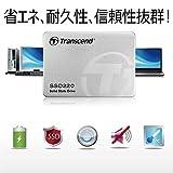 Transcend SSD 240GB 2.5インチ SATA3 6Gb/s 3D TLC NAND採用 3年保証 TS240GSSD220S_03