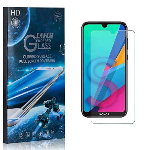 3 Stück Schutzfolie für Honor 8S / Y5 2019, LAFCH Displayschutzfolie für Huawei Honor 8S / Huawei Y5 2019, 3D Full Cover Panzerglasfolie, Anti-Kratzer/9H Härte