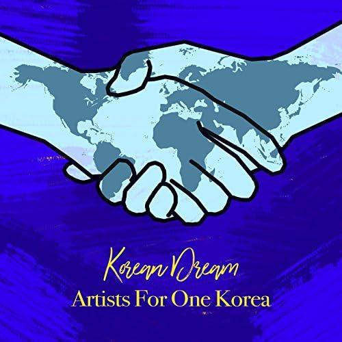 Artists for One Korea feat. Peabo Bryson, Dami Im, Jung Dongha, VOISPER, Edray, Sabrina, Zendee Rose Tenerefe & Lauren Evans