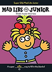 Mad Libs Junior geared toward ages Kindergarten-3rd grade (AFFILIATE)