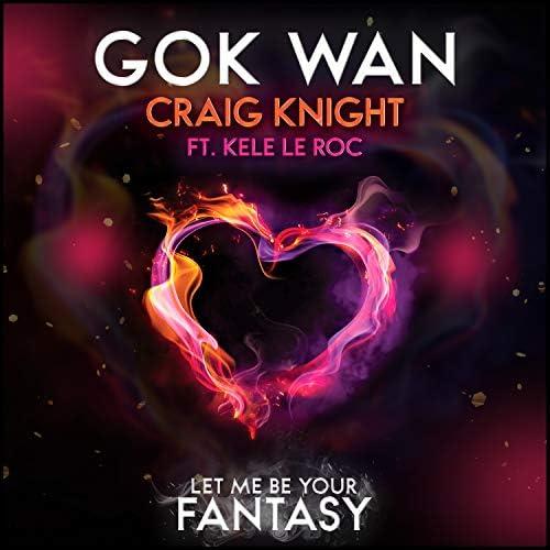 Gok Wan, craig knight & Kele Le Roc