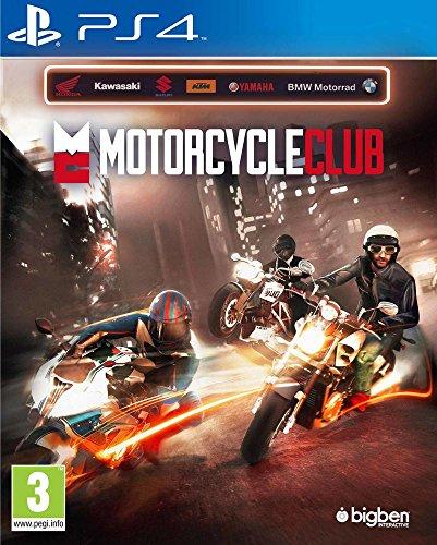 Motorcycle Club - [Edizione: Francia]