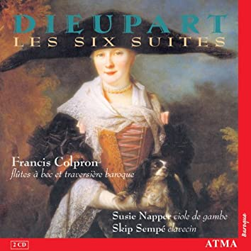 Dieupart: 6 Suites for Recorder and Basso Continuo