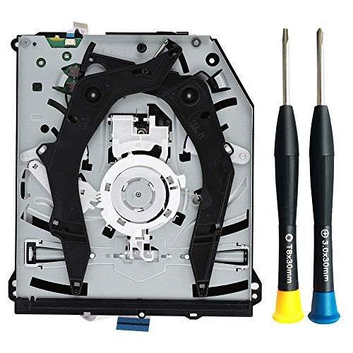 MMOBIEL Blu-Ray Laser Drive KES-496PAA KEM-496 Motor Ersatz für PlayStation PS4 Pro CUH-70xx inkl TR8 und (+) Schraubenzieher