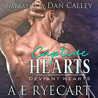 Captive Hearts cover art