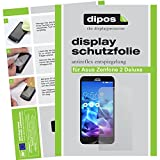 dipos I 6X Schutzfolie matt kompatibel mit Asus ZenFone 2 Deluxe Folie Bildschirmschutzfolie