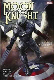 Moon Knight by Brian Michael Bendis & Alex Maleev