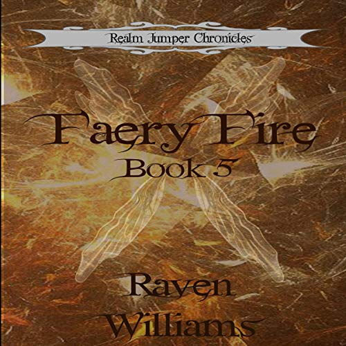 Faery Fire audiobook cover art
