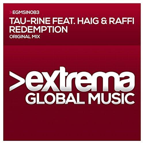 Tau-Rine feat. Raffi & Haig