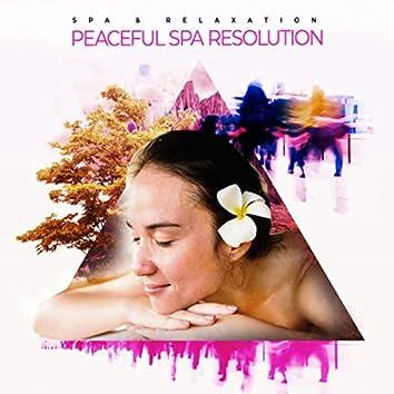 Peaceful Spa Resolution