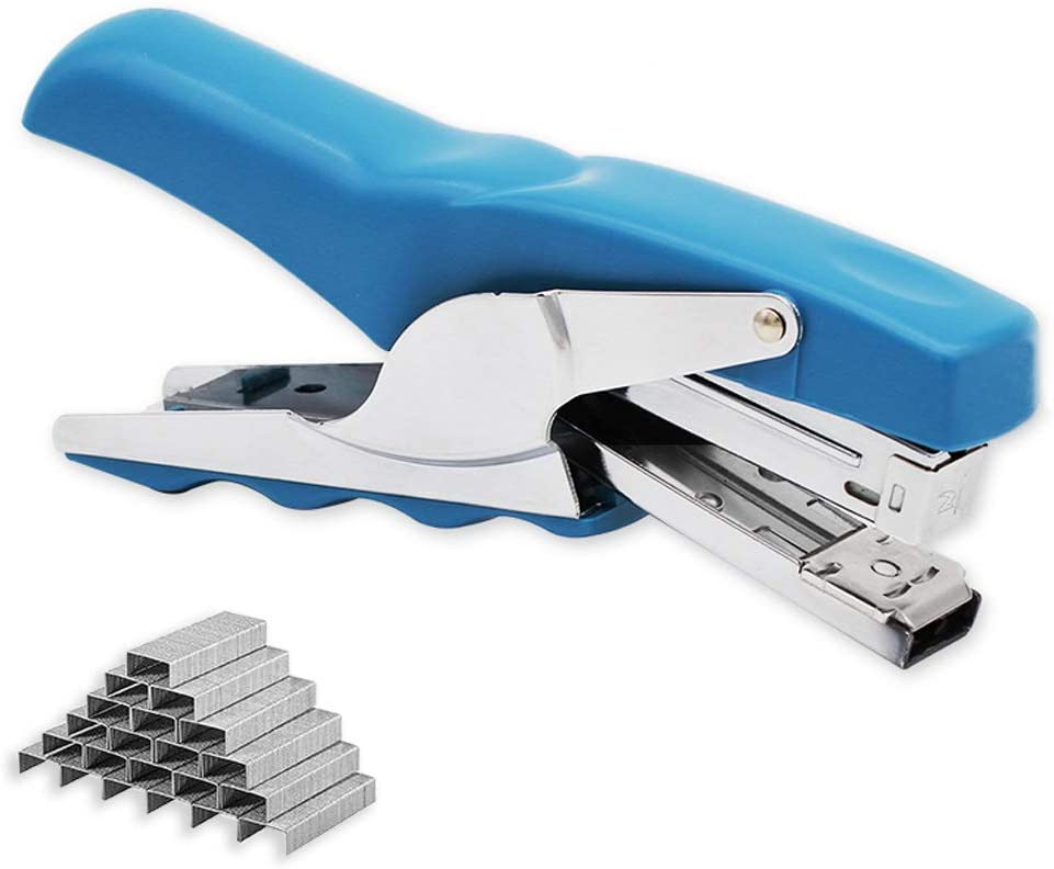 Stapler with 1000 Staples-Plier Save Power for Inexpensive security Good 60%