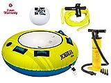 Jobe Tube Crusher Wasserring Schleppreifen Schleppring Wassersportring Zugreifen -
