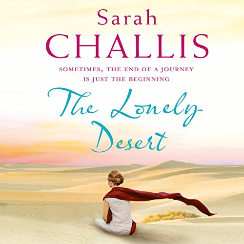 The Lonely Desert audiobook cover art