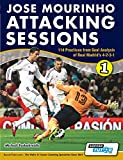 Jose Mourinho Attacking Sessions - 114 Practices from Goal Analysis of Real Madrid's 4-2-3-1 - Alex Fitzgerald