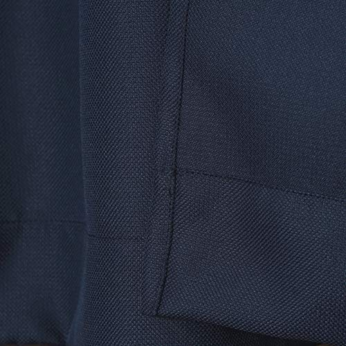 No. 918 Montego Grommet Textured Kitchen Curtain Valance, 56