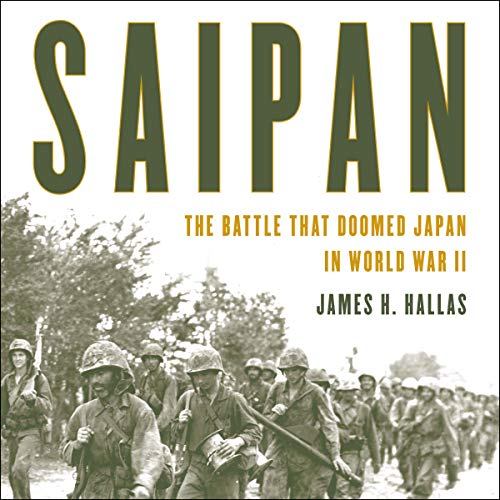 Saipan audiobook cover art